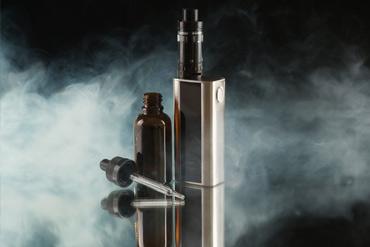 Cigarette électronique tube